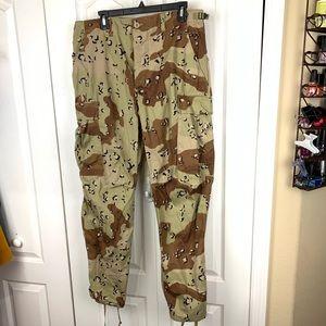 Desert Camo Pants
